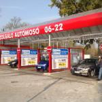 Önkiszolgáló Kézi Autómosó és Porszívó - Olajdepo kecskemét, 6000 Kecskemét, Széchenyiváros, a Budai úti MOL benzinkút mellett - Olajdepo Kecskemét